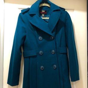 Miss Sixty blue peacoat